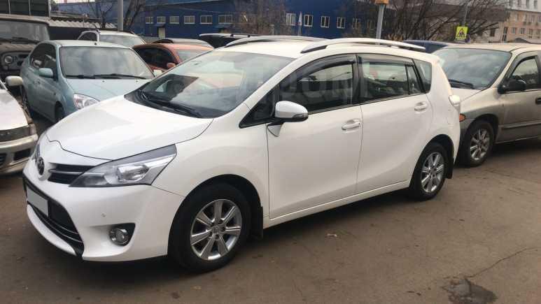 Toyota Verso, 2014 год, 850 000 руб.