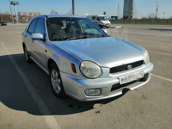 Subaru Impreza, 2002 год, 120 000 руб.