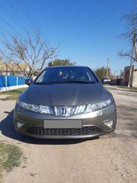 Раздольное Civic 2008