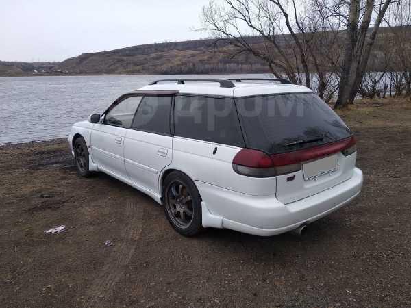 Subaru Legacy, 1997 год, 185 000 руб.