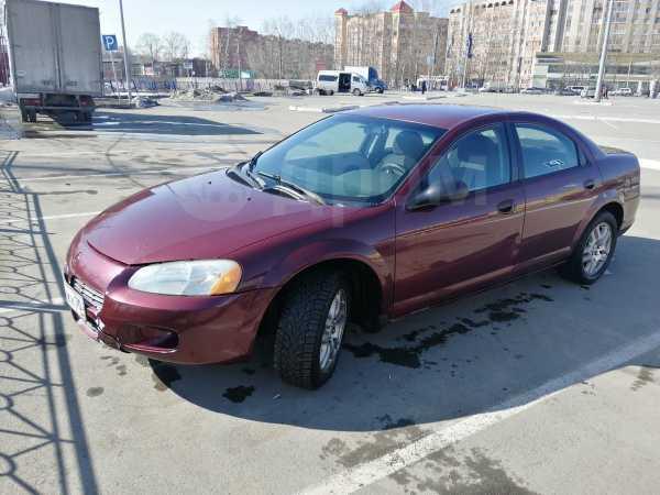 Dodge Stratus, 2000 год, 150 000 руб.
