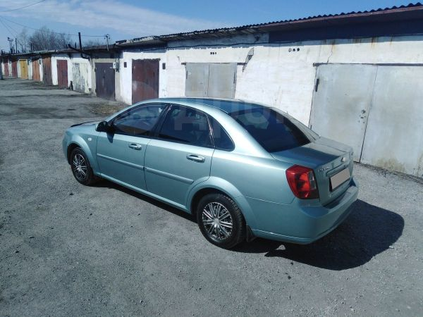 Chevrolet Lacetti, 2007 год, 273 000 руб.