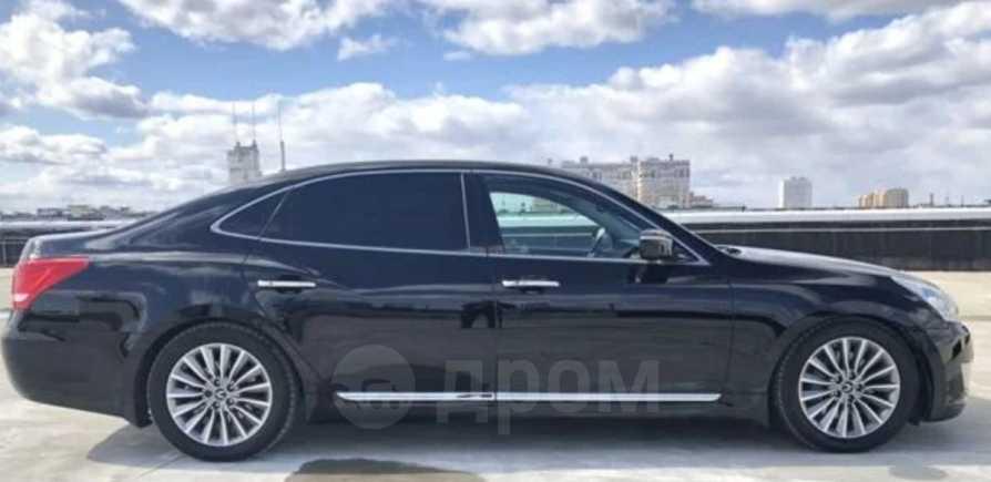 Hyundai Equus, 2013 год, 678 000 руб.