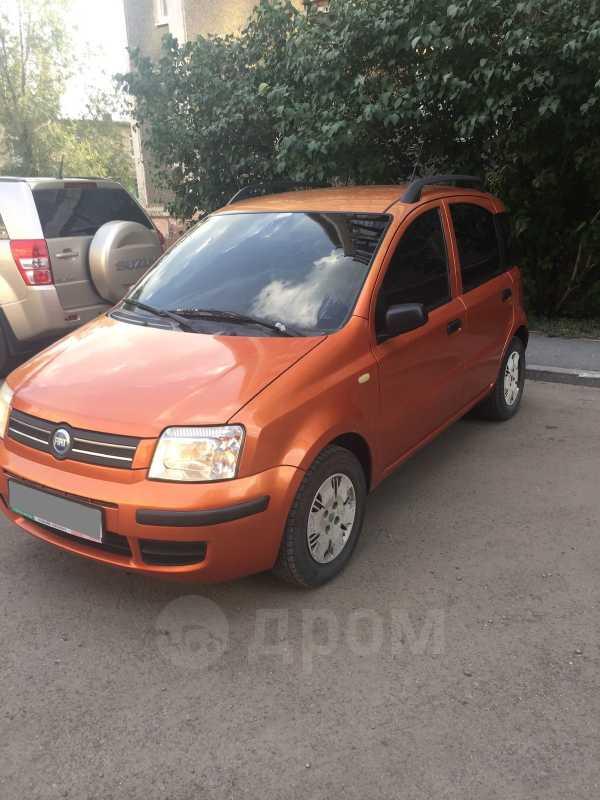 Fiat Panda, 2008 год, 170 000 руб.