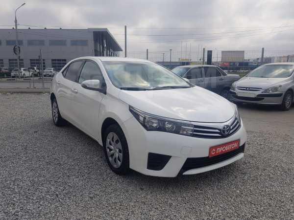 Toyota Corolla, 2013 год, 685 000 руб.