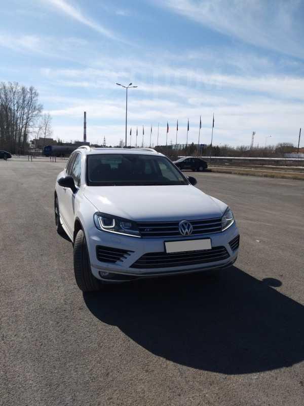 Volkswagen Touareg, 2017 год, 2 800 000 руб.