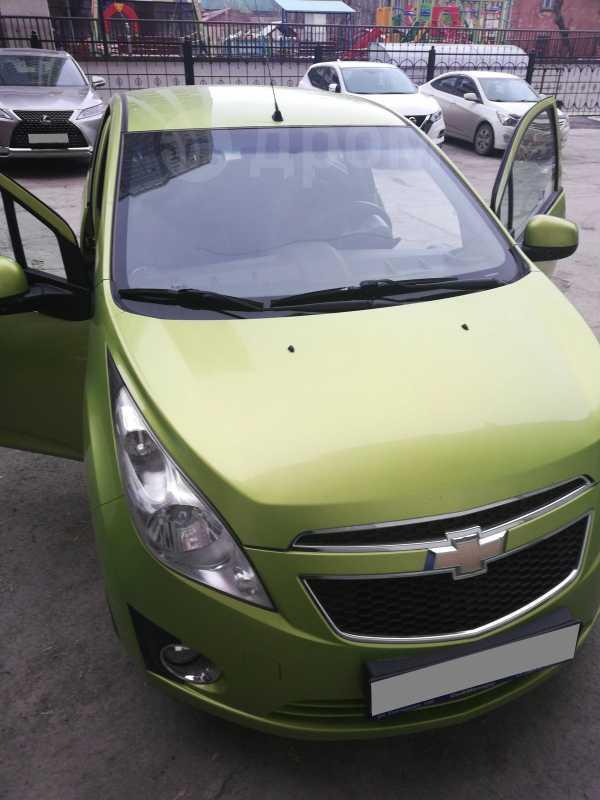 Chevrolet Spark, 2011 год, 295 000 руб.