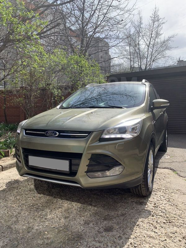Ford Kuga, 2014 год, 790 000 руб.