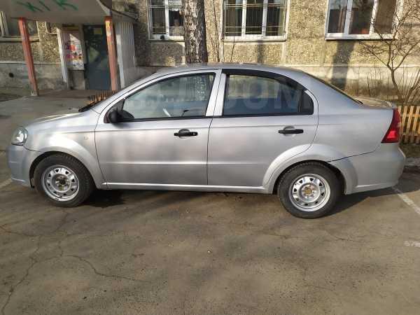 Chevrolet Aveo, 2009 год, 240 000 руб.