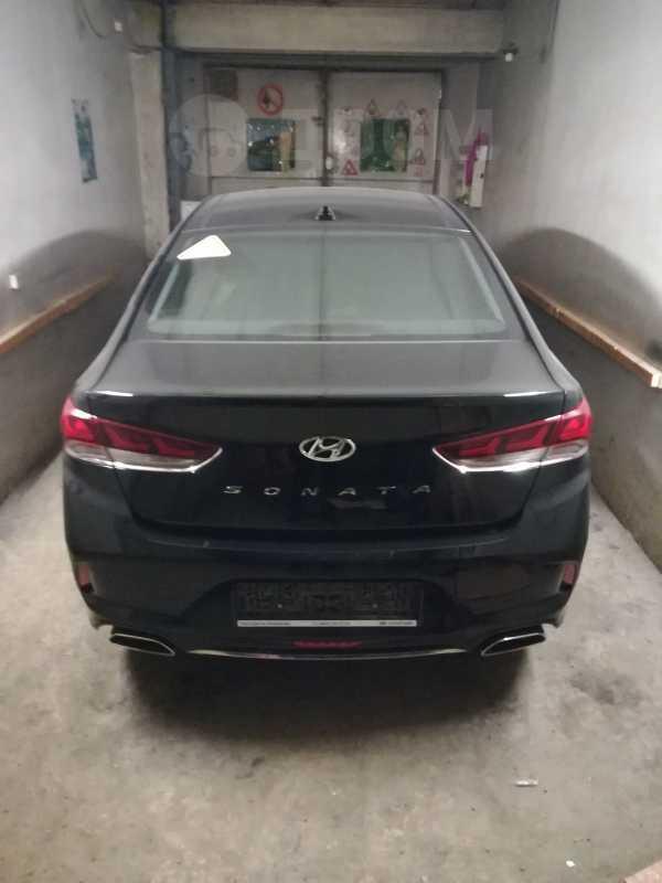 Hyundai Sonata, 2017 год, 1 700 000 руб.