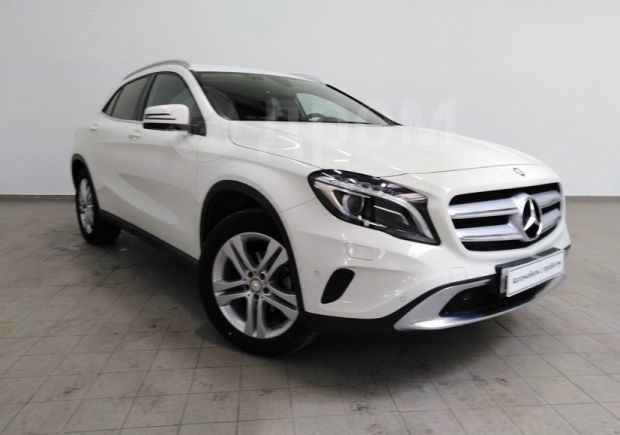 Mercedes-Benz GLA-Class, 2016 год, 1 500 000 руб.