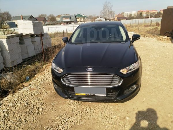 Ford Mondeo, 2017 год, 1 080 000 руб.