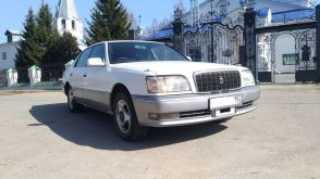 Бор Crown Majesta 1995