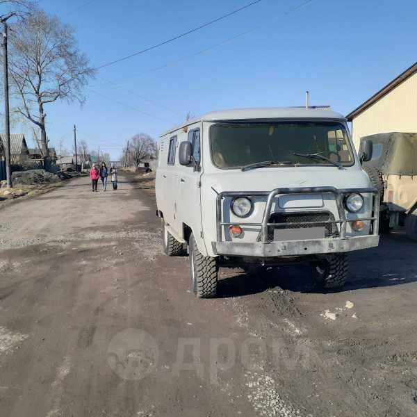 УАЗ Буханка, 2002 год, 150 000 руб.