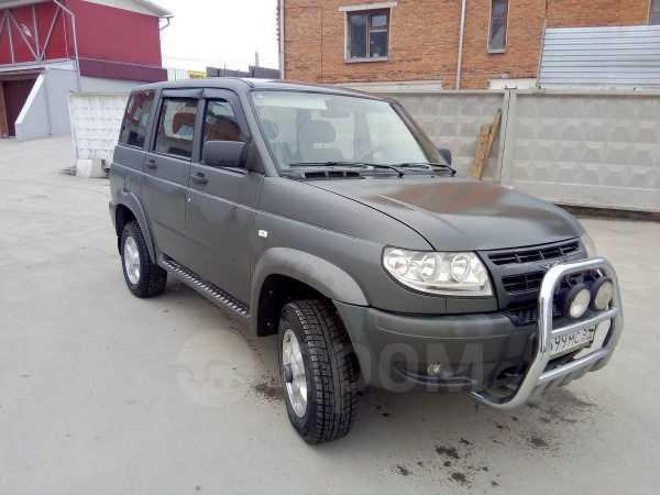 УАЗ Патриот, 2007 год, 390 000 руб.