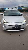 Toyota Prius, 2017 год, 1 511 000 руб.