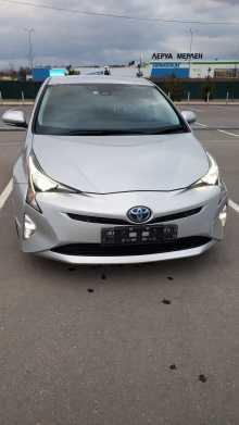 Одинцово Prius 2017