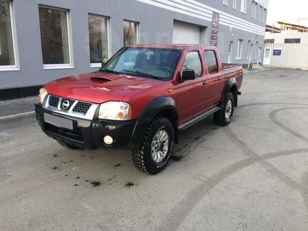 Nissan NP300, 2008 год, 485 000 руб.