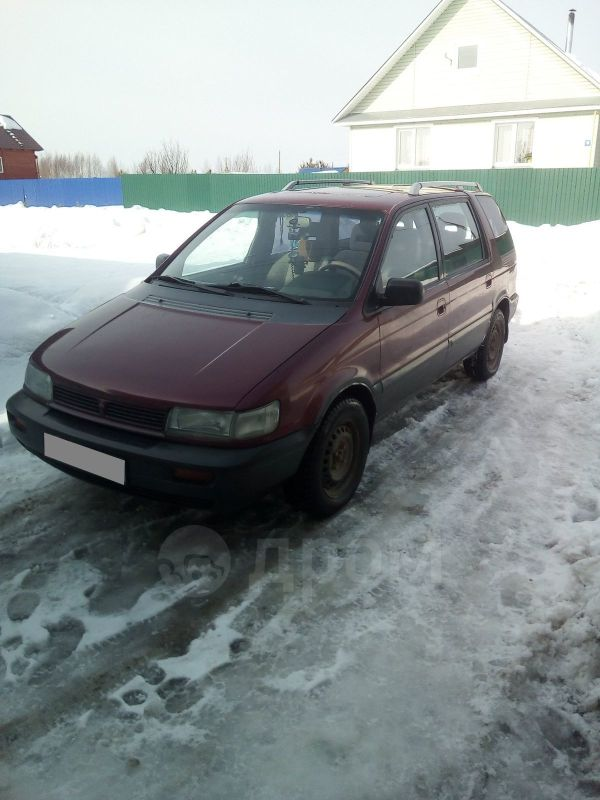 Mitsubishi Space Wagon, 1993 год, 140 000 руб.