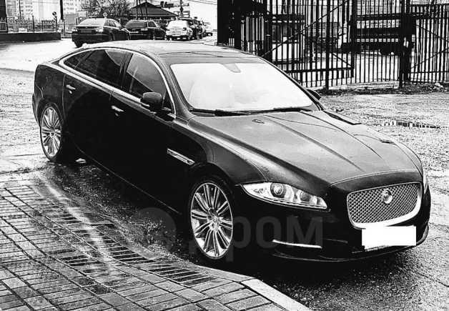 Jaguar XJ, 2013 год, 2 100 000 руб.