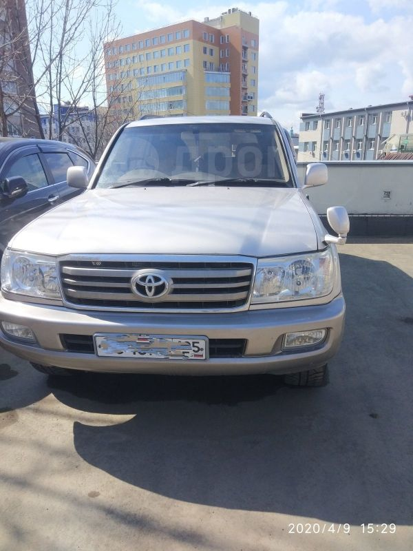 Toyota Land Cruiser, 2003 год, 1 150 000 руб.