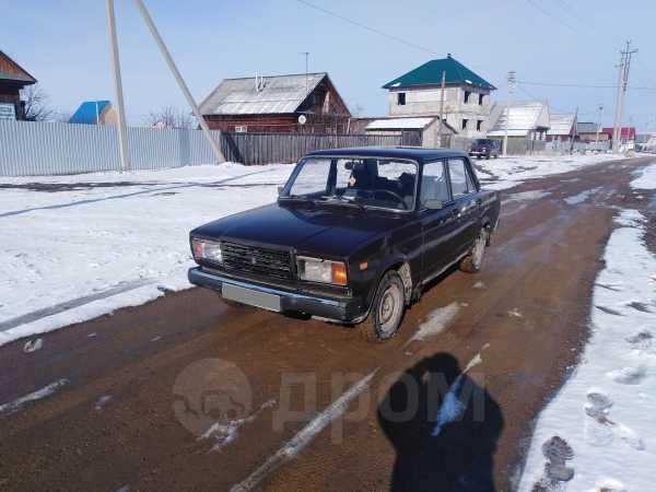 Лада 2107, 2008 год, 27 000 руб.