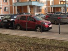 Москва indiS S18D 2012