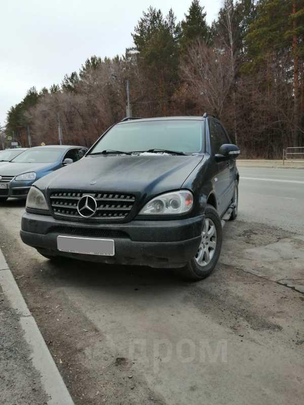Mercedes-Benz M-Class, 2000 год, 175 000 руб.