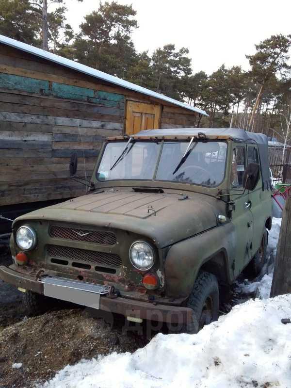 УАЗ 3151, 1986 год, 55 000 руб.