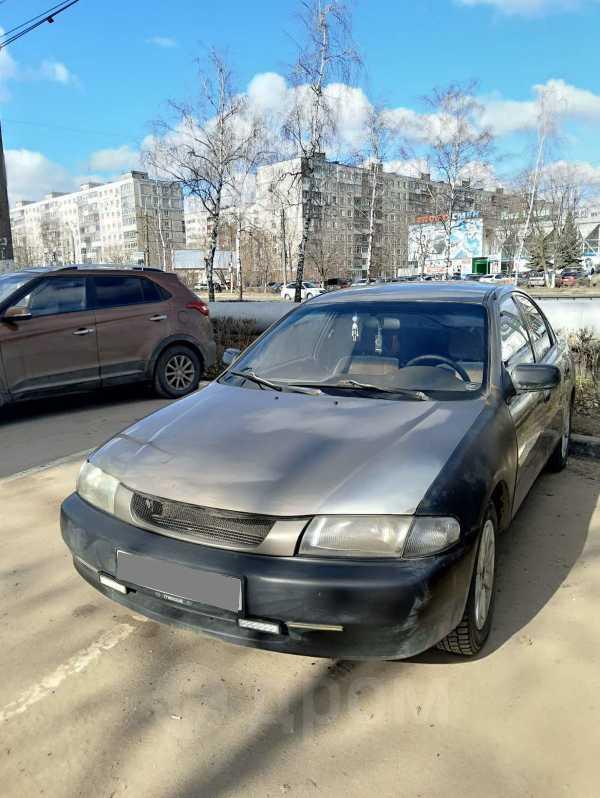 Mazda Protege, 1998 год, 95 000 руб.