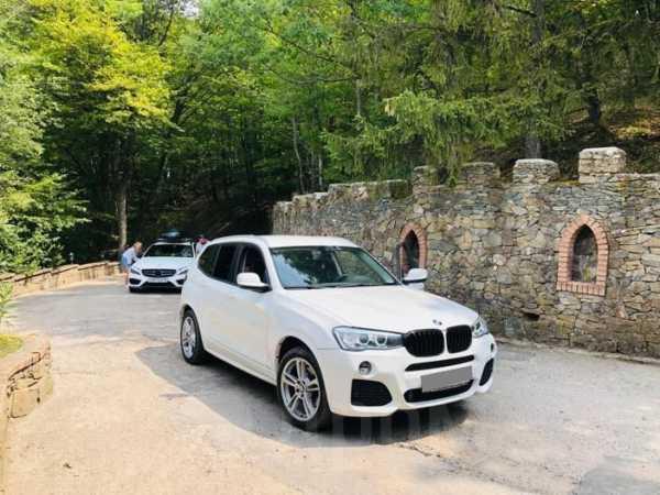 BMW X3, 2011 год, 1 199 999 руб.