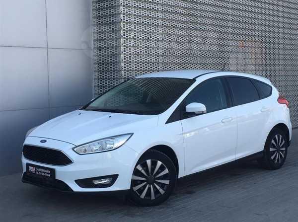Ford Focus, 2015 год, 577 000 руб.