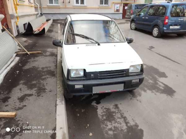 Лада 1111 Ока, 2007 год, 55 000 руб.