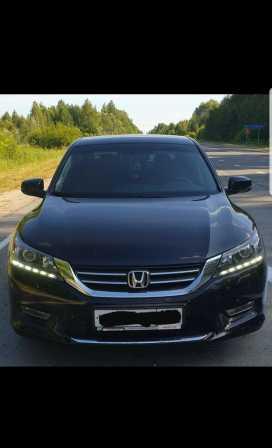 Шумерля Honda Accord 2013