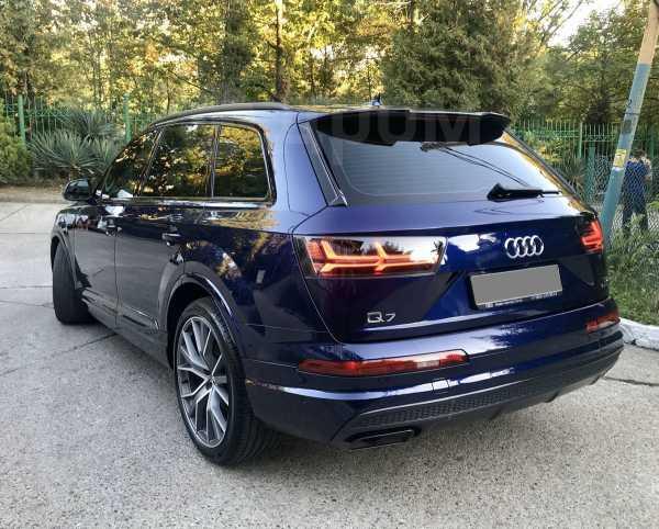 Audi Q7, 2018 год, 4 750 000 руб.