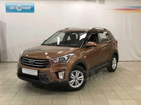 Hyundai Creta, 2018 год, 970 000 руб.