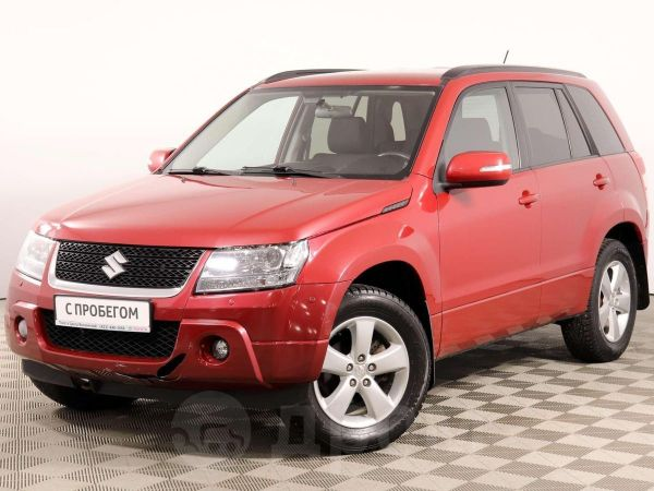 Suzuki Grand Vitara, 2010 год, 605 000 руб.