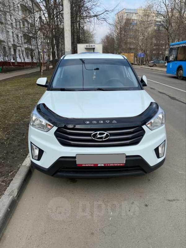 Hyundai Creta, 2018 год, 890 000 руб.