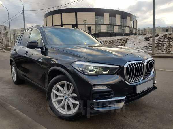 BMW X5, 2018 год, 4 600 000 руб.
