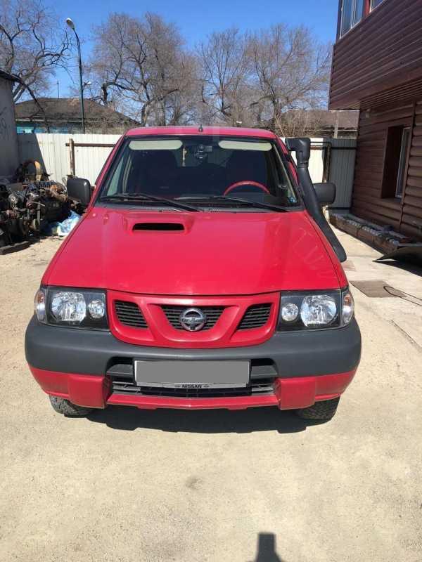 Nissan Terrano, 2002 год, 600 000 руб.