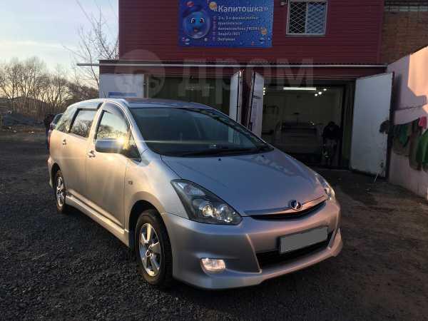 Toyota Wish, 2005 год, 555 000 руб.