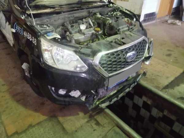 Datsun on-DO, 2018 год, 130 000 руб.