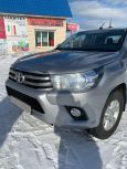 Toyota Hilux Pick Up, 2016 год, 1 799 000 руб.