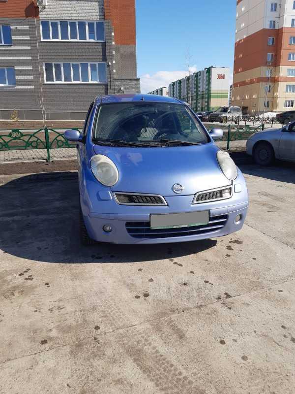 Nissan Micra, 2003 год, 250 000 руб.