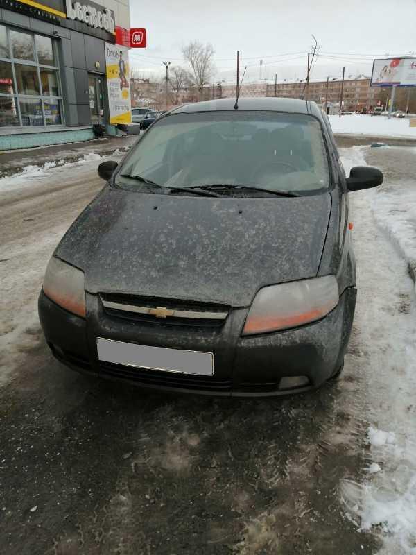 Chevrolet Aveo, 2005 год, 125 000 руб.