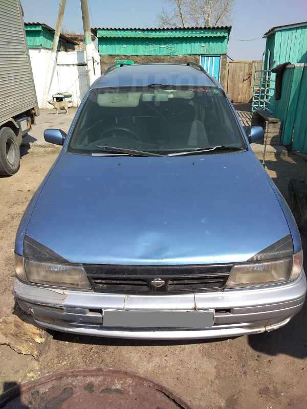 Nissan Sunny California, 1995 год, 110 000 руб.