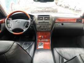 Москва LS430 2004