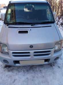Магадан Wagon R Wide 1998