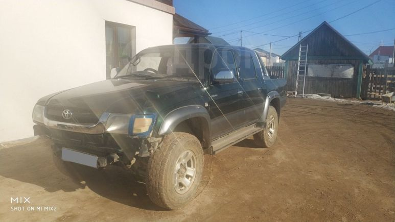 Toyota Hilux Pick Up, 2001 год, 550 000 руб.