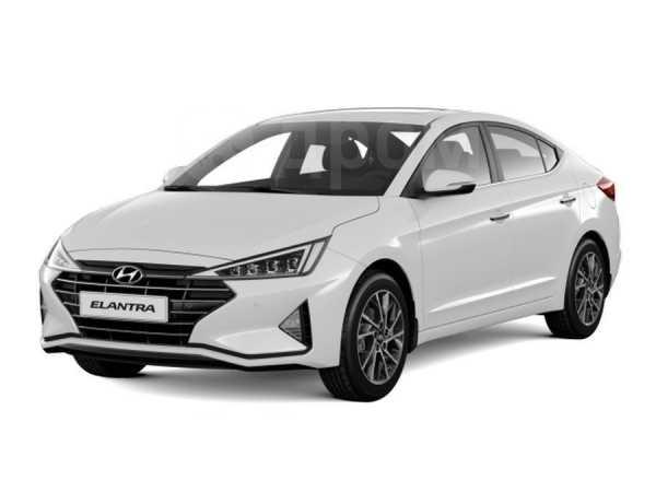 Hyundai Elantra, 2020 год, 1 275 000 руб.